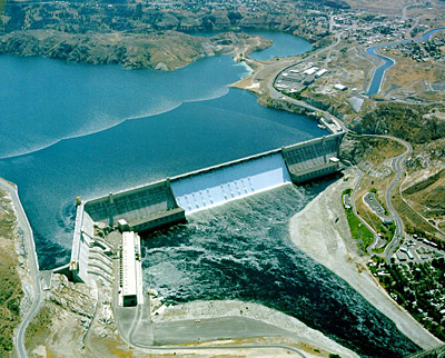 Figure 7.3: The Grand Coulee Dam.