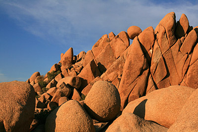 "Figure 2.3: ""Giant Marbles"" in Joshua Tree National Park."