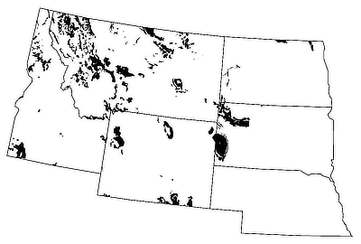 Figure 8.5: Alfisols of the Northwest Central.