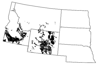 Figure 8.7: Aridisols of the Northwest Central.